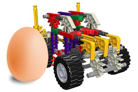 Great Egg Race Challenge