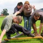 SDI Team Building Day: Teamwork ... and balance!
